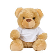 Mumbles Bear in a T-Shirt