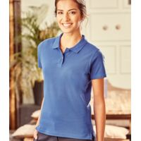 Russell Lds Ultimate Cotton Polo Shirt Thumbnail