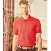 Russell Ultimate Cotton Polo Shirt Thumbnail