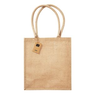 W/Mill Jute Boutique Shopper Thumbnail