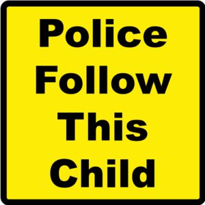 Police Follow This Child Thumbnail